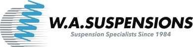 WA Suspensions logo