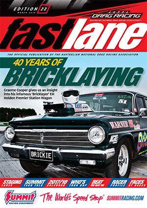 Cover of Fastlane 22