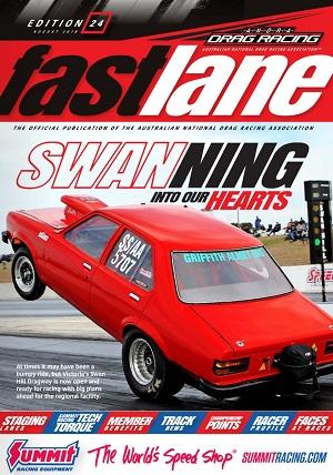 Fastlane 24 cover
